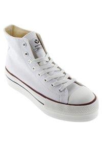 Victoria Shoes - Zapatillas altas - white - 1
