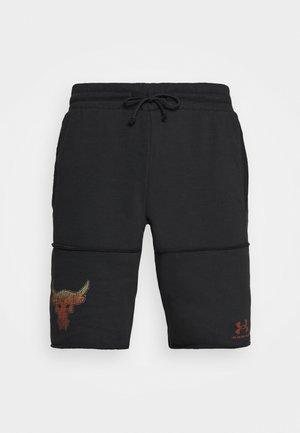 ROCK TERRY BRAHMA  - Sports shorts - black