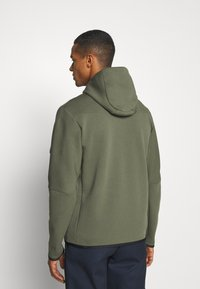 Nike Sportswear - Zip-up hoodie - twilight marsh/black - 2