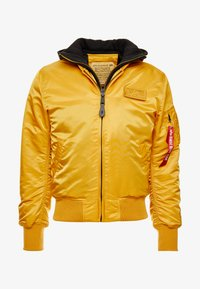 Alpha Industries - Bomber Jacket - wheat - 6