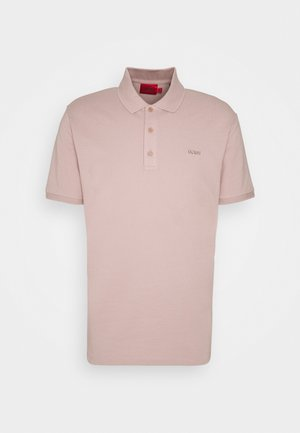 DONOS - Polo shirt - light/pastel brown