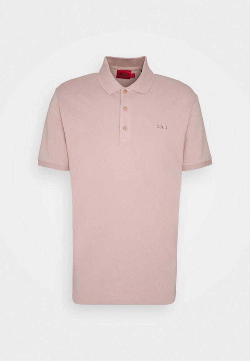 HUGO - DONOS - Polo shirt - light/pastel brown