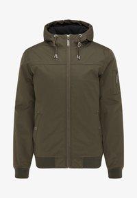 DreiMaster - Winter jacket - oliv - 4