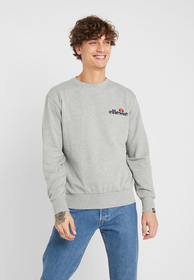 FIERRO - Sweater - grey marl