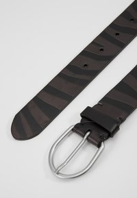 PS Paul Smith - BELT ZEBRA STRIPE - Belt - black - 2