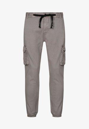 Cargo trousers - grau