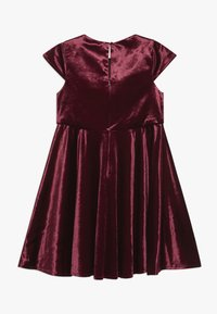 Chi Chi Girls - VICTORIANA DRESS - Cocktail dress / Party dress - burgundy - 1