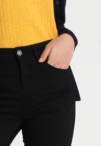 Benetton - Jeans Skinny Fit - black - 4