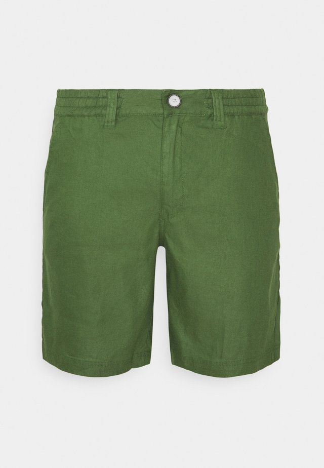 JOHN - Shorts - vineyard green