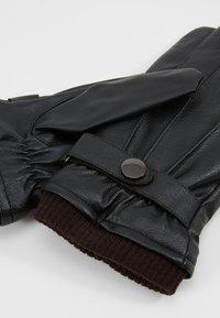 Only & Sons - ONSLARS BUCKLEGLOVE - Gloves - black - 3