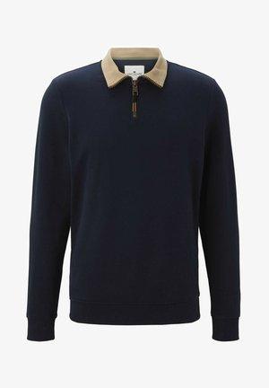 Polo shirt - sky captain blue