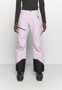 Peak Performance - VERTICAL 3L PANTS - Snow pants - cold blush - 0