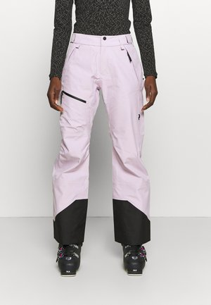 VERTICAL 3L PANTS - Pantalon de ski - cold blush