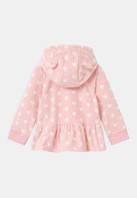 GAP - ARCH HOOD - Fleece jacket - pure pink - 1