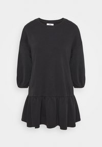 ONLY Petite - ONLDEA 3/4 TUNIC DRESS - Day dress - black - 4