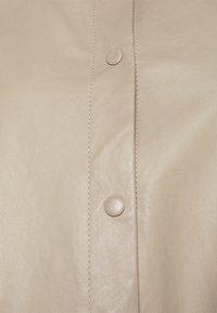 RIANI - Button-down blouse - beige - 2