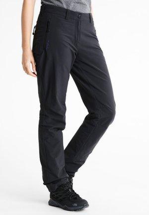 ENGADIN - Trousers - black