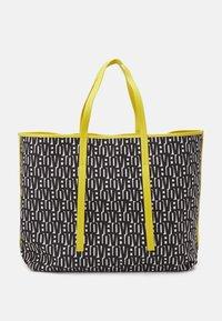 Marc Cain - SHOPPER BAG SET - Tote bag - black/white - 0