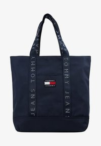 Tommy Jeans - HERITAGE TOTE - Tote bag - blue - 1