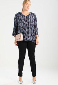 ADIA - ROME - Slim fit jeans - black - 1