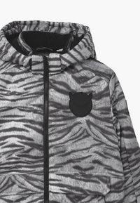 SuperRebel - TECHNICAL UNISEX - Snowboardová bunda - off-white/black - 3