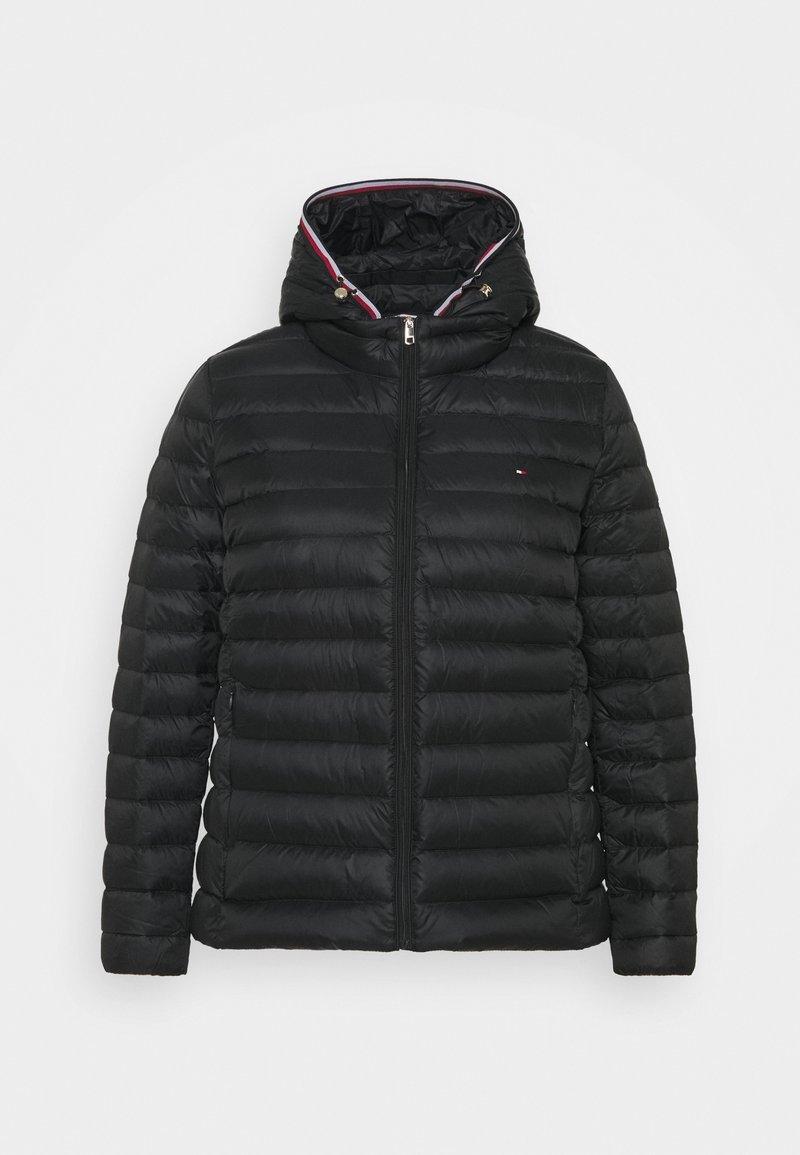 Tommy Hilfiger Curve - Down jacket - black