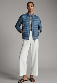 Massimo Dutti - Down jacket - dark blue - 1