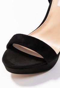 Steve Madden - SARAH - High Heel Sandalette - black - 2