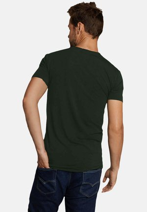 2 PACK - T-shirts basic - army