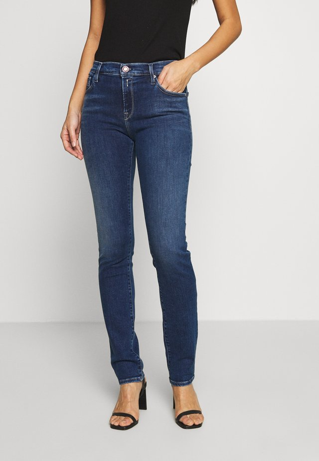 VIVY - Jeans Skinny Fit - dark blue