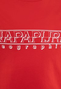 Napapijri - SOLI - Long sleeved top - bright red - 2