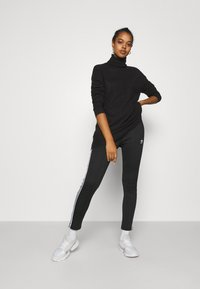 Nly by Nelly - LONG ROLL NECK  - Jumper - black - 1