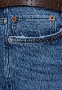 Jack & Jones - FRED ORIGINAL  - Straight leg jeans - blue denim - 5