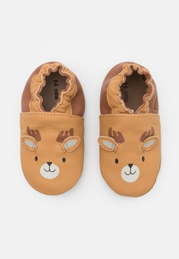 BOREAL CARIBOU UNISEX - First shoes - camel/clair marron