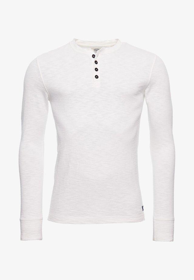 LEGACY  - Camiseta de manga larga - cream