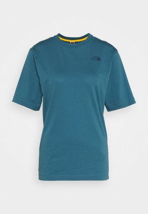 LIBERTY TEE - T-Shirt print - mallard blue