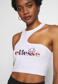 Ellesse - PIPPY - Topper - white - 4