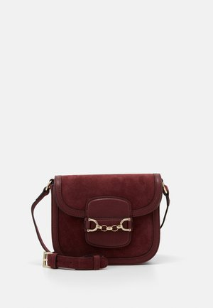 DIANA SMALL - Across body bag - bordeaux