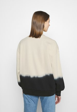 PAI - Sweatshirt - white dip dye