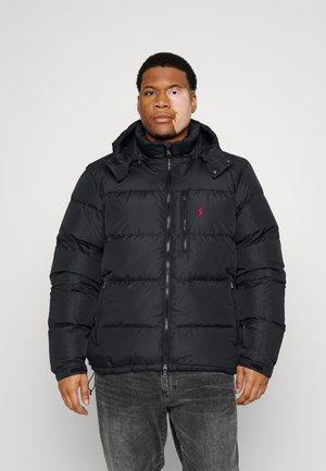CAP JACKET - Down jacket - black