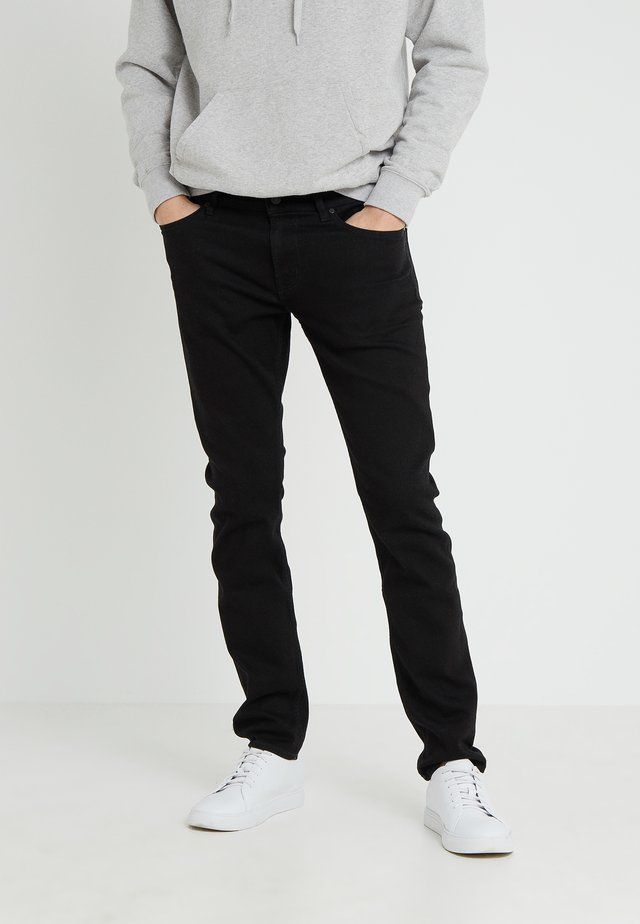 RONNIE - Jeans Skinny Fit - black