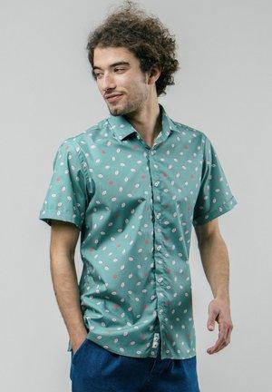 PITAYA PARADISE - Overhemd - green