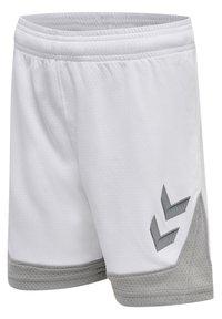 Hummel - LEAD  - Shorts - white - 1