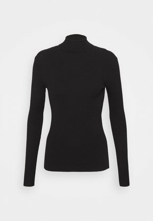NEW ROLL - Sweter - black