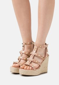 Tata Italia - Platform sandals - pink - 0