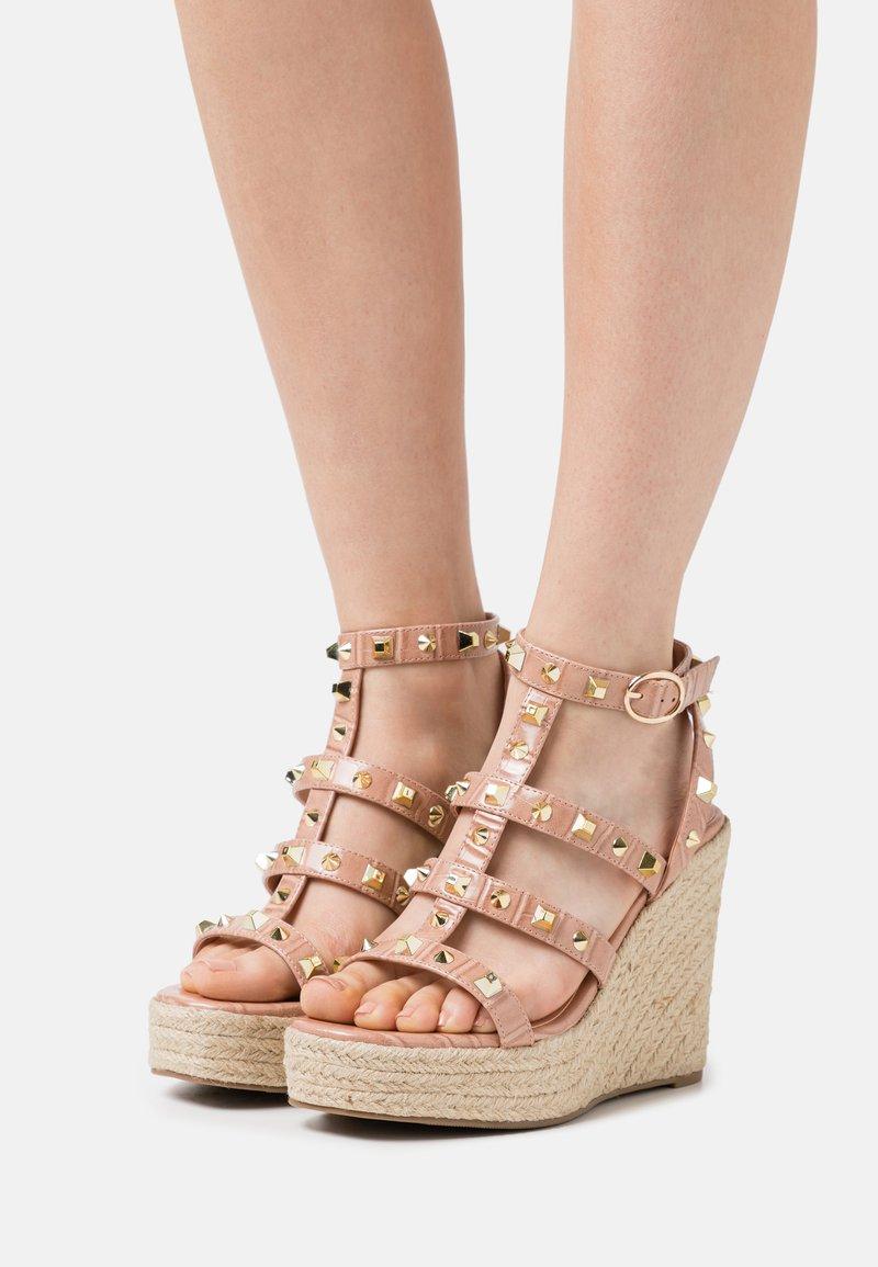 Tata Italia - Platform sandals - pink