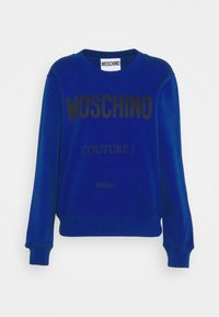 MOSCHINO - Sweatshirt - fantasy blue - 0