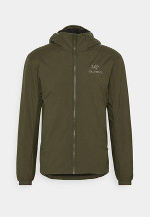 ATOM HOODY MENS - Outdoor jacket - dracaena