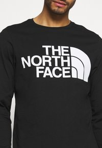 The North Face - STANDARD TEE - Top s dlouhým rukávem - black - 4