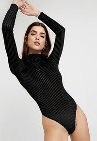 OW Intimates - EVA BODYSUIT - Body - black - 1